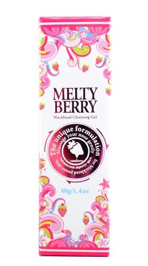 Melty Berry Blackhead Cleansing Gel 40g-detail-image1