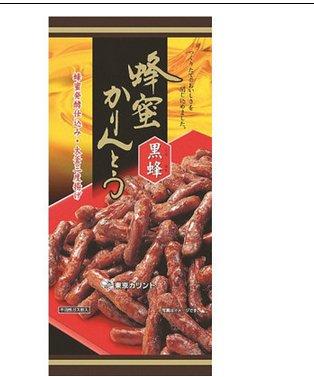 Tokyo Karinto Honey brown sugar rice bar-detail-image1