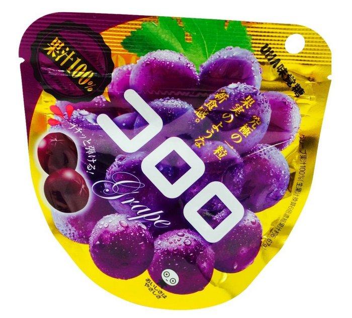 UHA Jelly KORORO  Super Soft Gummy Candy-detail-image1