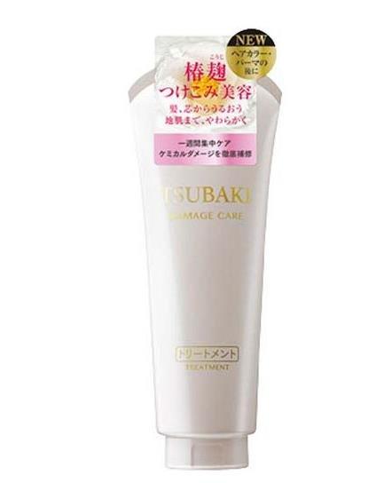 Shiseido TSUBAKI Damage Care Treatment 180g-detail-image1
