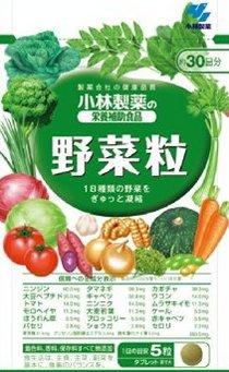 Kobayashi pharmaceutical, food auxiliary fibers, a balanced diet Detox 30 days. 150 grains-detail-image1
