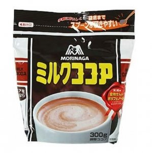 Morinaga Milk Cocoa, Chocolate Drink Powder,-detail-image1
