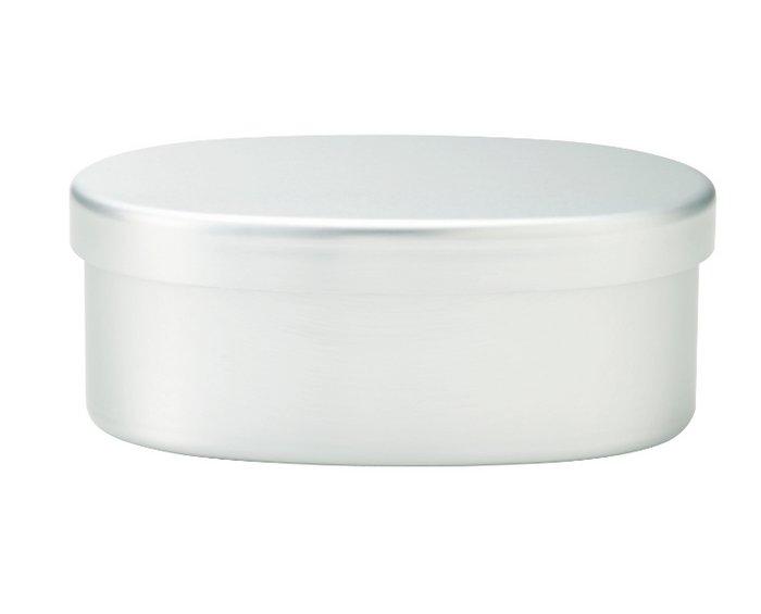 MUJI無印良品 可隔斷易清洗鋁制便當盒 兩款容量可選-詳情-圖片1