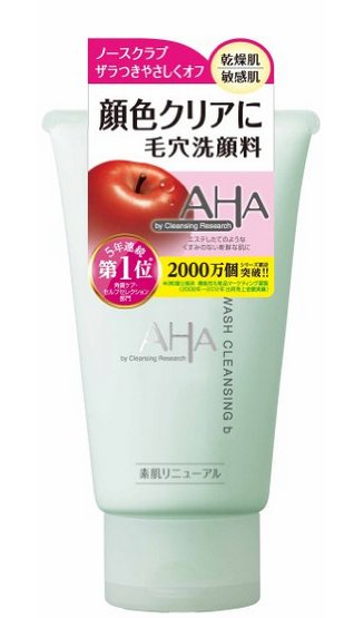Sony CP AHA  fruit acid wash cleansing120g H-detail-image1
