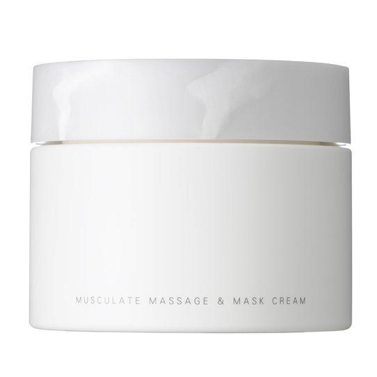 SUQQU Musculate massage & Mask cream 200g-detail-image1