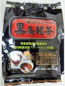 OSK黑乌龙茶 油切瘦身阻断脂肪5克×52包入-详情-图片1