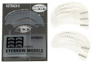ASTRAEA V 畫眉毛貼 眉型貼-詳情-圖片1