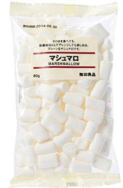 日本无印良品MUJI 多种口味棉花糖-详情-图片1