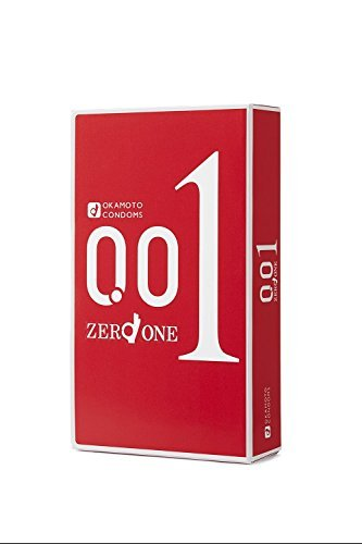 Okamoto Condoms 001 Zero One 0.01mm 3pcs-detail-image1