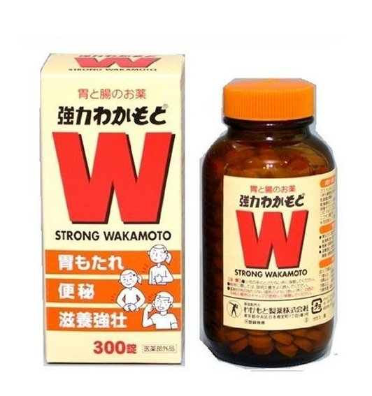 Wakamoto Strong 300 Tablets-detail-image1