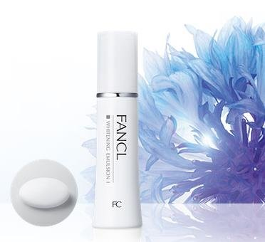 FANCL美白淡斑系列鎖水乳液30ml-詳情-圖片1