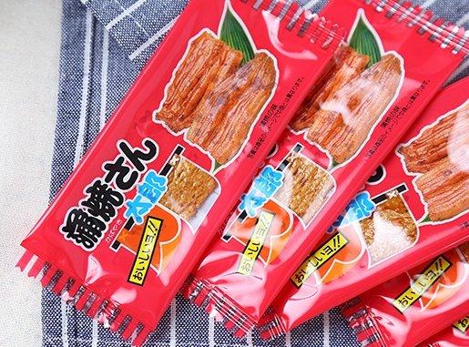 菓道 蒲烧さん太郎 烤鳗鱼片1枚×60袋-详情-图片1