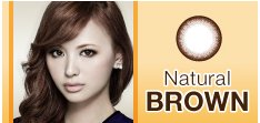 Suzuki Emi endorsement Naturali Daily  contact lenses 10 pieces-detail-image1