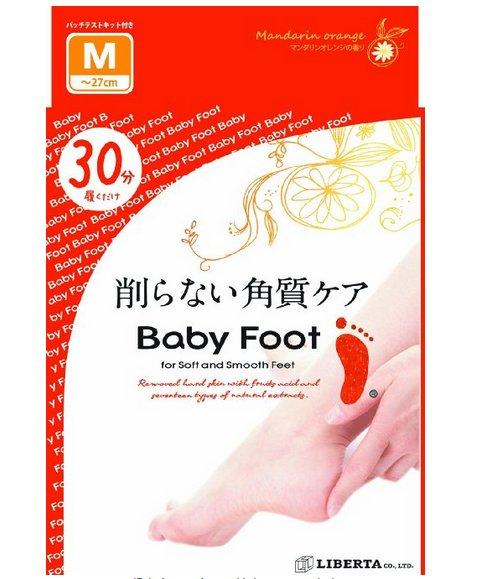 BabyFoot脚部护理去角质死皮足膜脚膜30分钟-详情-图片1