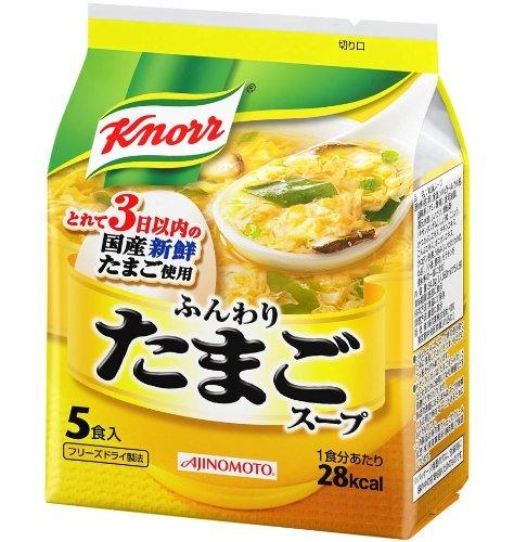 味之素 ajinomoto knorr休閒營養美味濃湯-詳情-圖片1