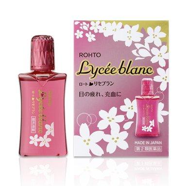 ROHTO Lycee blanc Sakura eyedrops 12ml-detail-image1