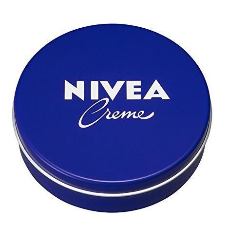 cosme面霜第一 日本版 nivea/妮维雅面霜 169g 经典蓝罐铁盒-详情-图片1
