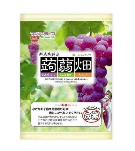 Mannan Life fruit jelly low-fat 25g * 12 in-detail-image1