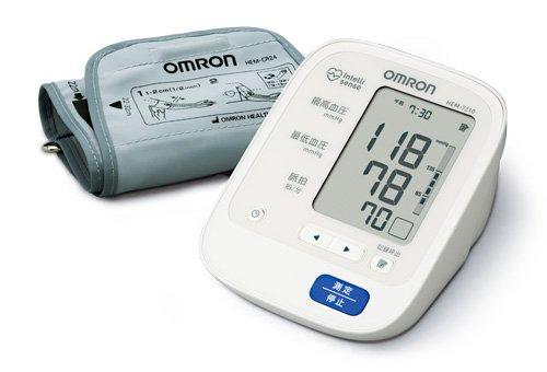 欧姆龙电子血压计HEM-7210 全自动智能上臂式家用血压测试仪器-详情-图片1