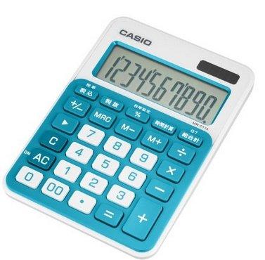 Casio calculator colorful mini just type 10-digit MW-C11A-detail-image1