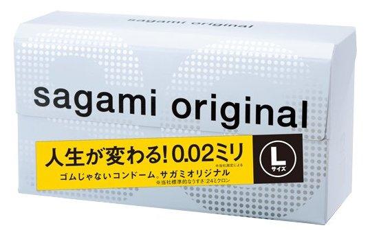0.02mm 相模 超薄 避孕套 10个装-详情-图片1