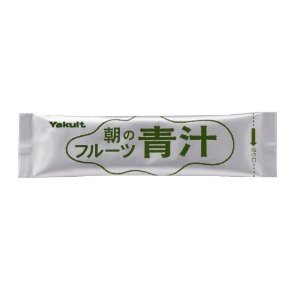 Yakult Asa No Fruit AOJIRU (Ooita Young Barley Grass) | Powder Stick | 7g x 15-detail-image2