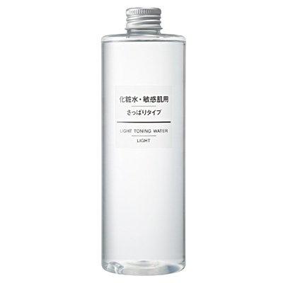 MUJI Sensitive skin series Lotion refreshing type 400ml-detail-image1