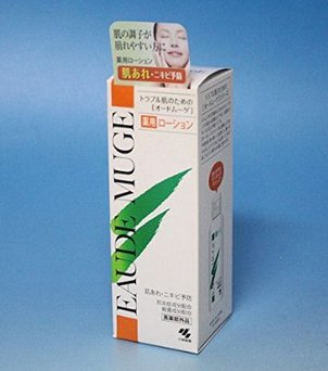 小林制药EAUDE MUGE祛痘保湿化妆水160ml-详情-图片1
