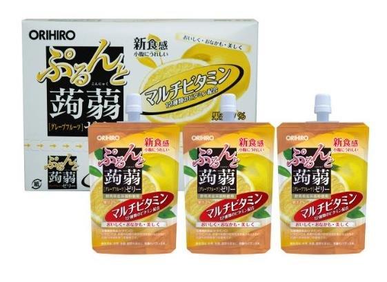 ORIHIRO Puru do and konnyaku jelly standing 130g-detail-image1