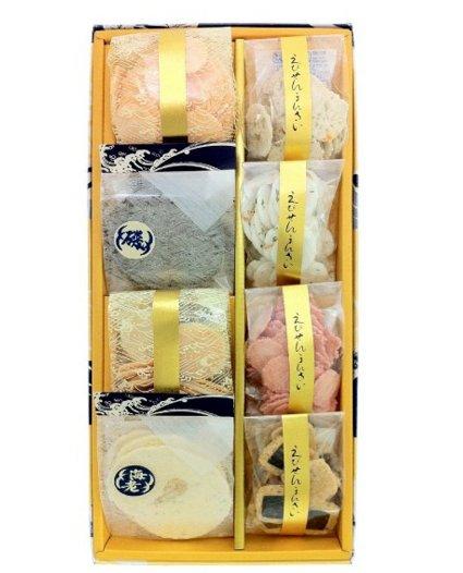 Igetado Shrimp Rice cracker 8kinds-detail-image1