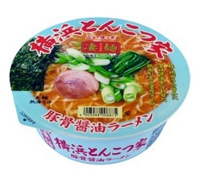New touch Sugomen Yokohama pork house 117g-detail-image1