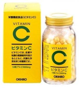 ORIHIRO Vitamin C grain 290mgx300Tabx1-detail-image1