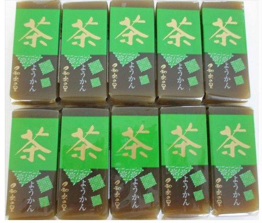 米屋 和楽の里迷你抹茶羊羹10个入-详情-图片1