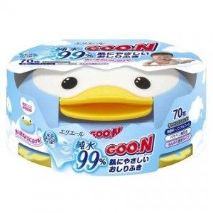 GOO.N小鸭子婴儿湿巾 70片-详情-图片1