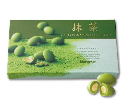 ROYCE new product matcha almond chocolate bean-detail-image1