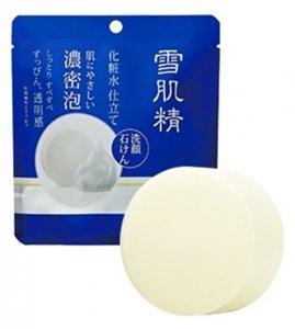 雪肌精洁面皂100g-详情-图片1