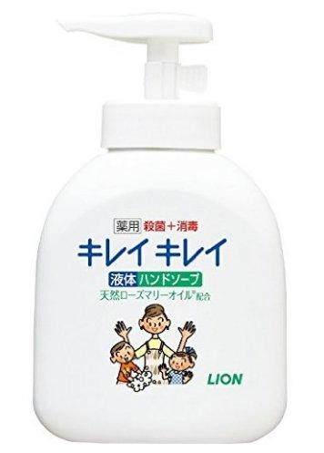 LION mild hand washer-detail-image1