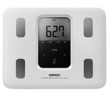 omron/欧姆龙 体重秤 脂肪测量 体重计 HBF-220-详情-图片1
