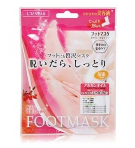 Lucky Trendy foot mask 6 pair-detail-image1