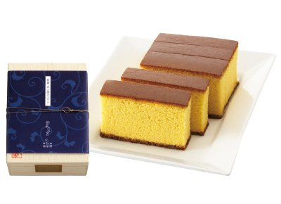 长崎和泉屋 特选五三烧舶来的匠 蜂蜜蛋糕-详情-图片1