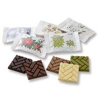 六花亭车轮印巧克力5种口味8枚入-详情-图片1