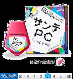 日本参天Santen PC 眼药水 修护显示屏青色光损伤-详情-图片1