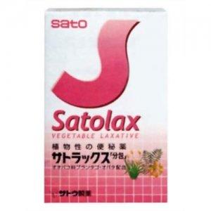 佐藤satolax植物性便秘颗粒-详情-图片1