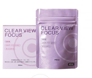 POLA CLEAR VIEW FOCUS Eye Pills-detail-image1