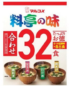 marukome料亭即時味噌湯 原味/低鹽-詳情-圖片1
