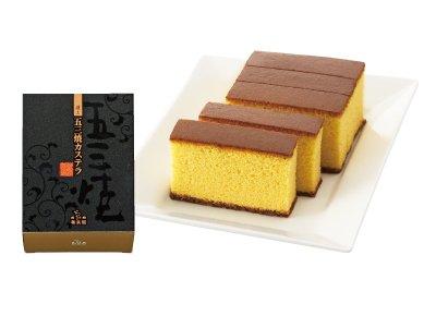长崎和泉屋 黑盒五三烧传统蜂蜜蛋糕-详情-图片1