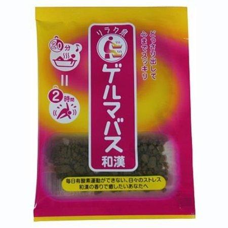 RIRAKU泉 geruma bath 温泉保湿美肌入浴剂-详情-图片1