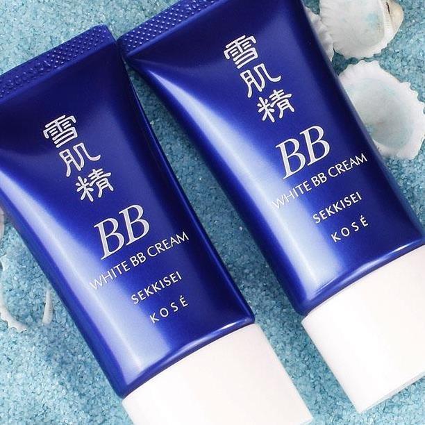 Sekkisei white BB cream sekkisei SPF40++ 30g-detail-image1