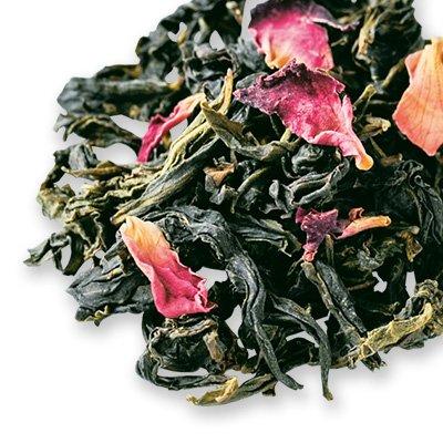 LUPICIA Green tea Happiness White peach /& Grapefruit flavor Leaf 50g Japan